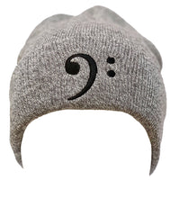 Load image into Gallery viewer, Bass Clef Beanie