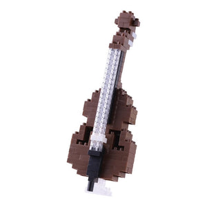 Nanoblock Contrabass / Double Bass - Musical Instruments Series