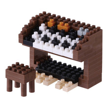 Load image into Gallery viewer, Nanoblock Organ Set - Musical Instruments Series