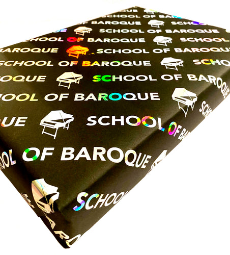 'School of Baroque' ® Gift Wrap