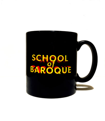 'School of Baroque' ® Ceramic Mug