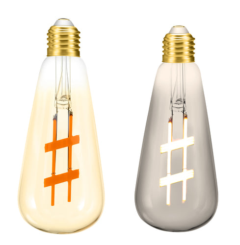 Sharp 4W Dimmable LED Bulb ®