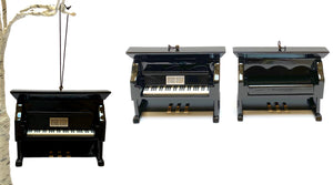 Christmas Ornaments - Keyboard: Grand Piano or Upright Piano