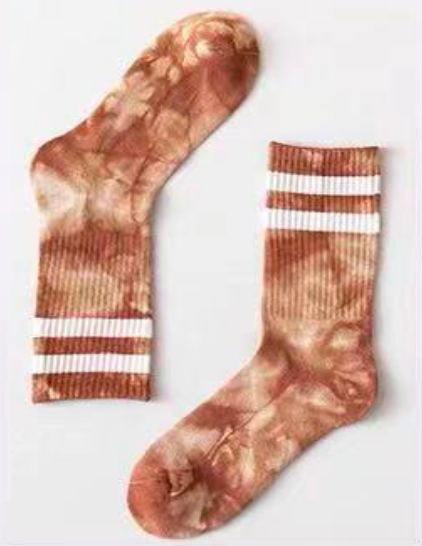 Redwood Twist Tie dye Socks