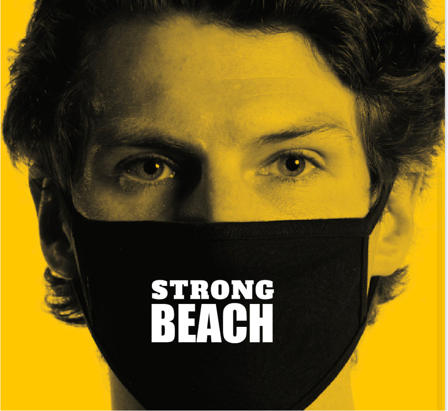 MADE Masks-  STRONG BEACH
