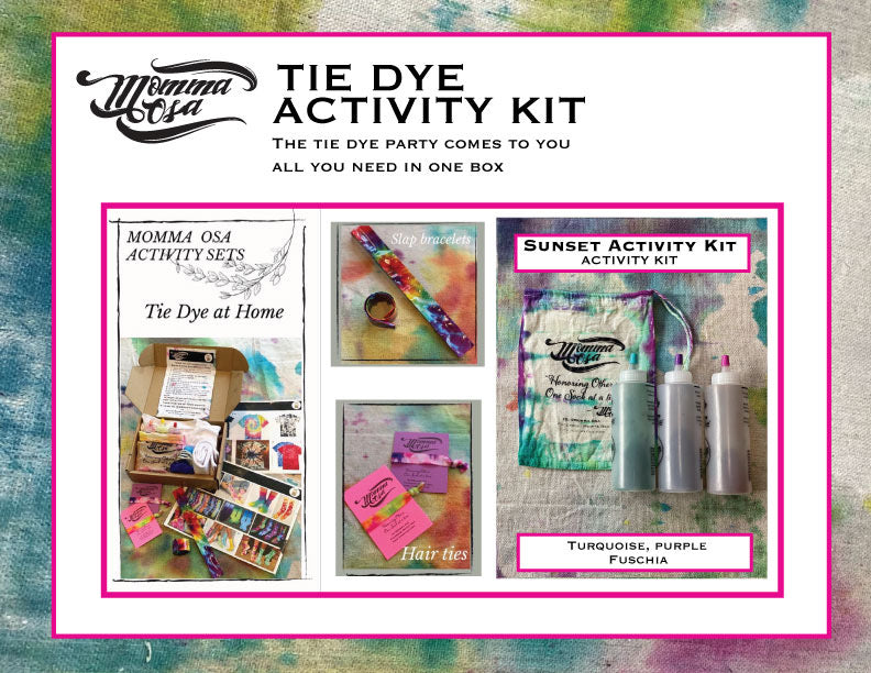 Youth Tie Dye Activity Kit