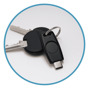 TrustKey G320 Security Key (Biometric)