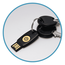 Load image into Gallery viewer, TrustKey Security Key T110
