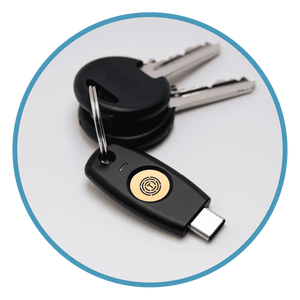 TrustKey Security Key T120