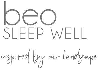 BEO Sleep Well Inspired by Our Landscape