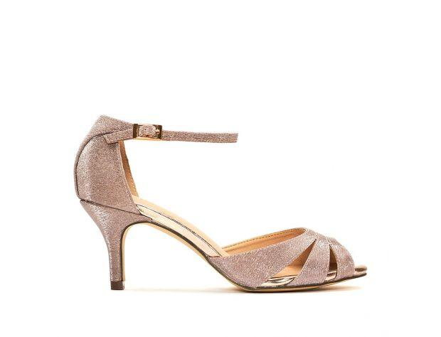 Evening Sandal Nude
