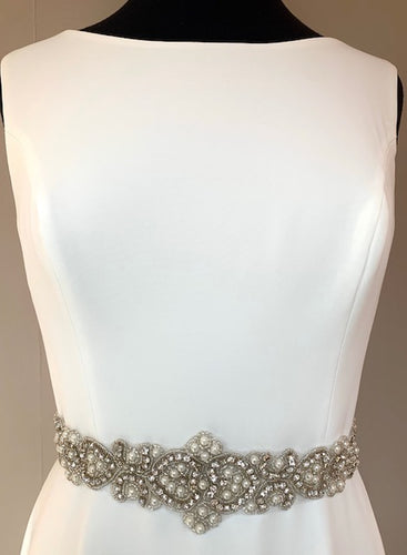 Castle Hill Ivory Pearl & Sparkle