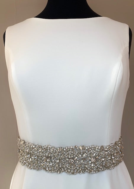 Castle Hill Bold Sparkle belt