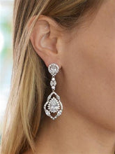 Last inn bildet i Galleri-visningsprogrammet, Vintage Sparkle Dangle Earring
