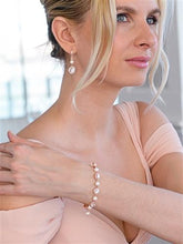 Last inn bildet i Galleri-visningsprogrammet, Pearl Sparkle Bracelet & Earrings