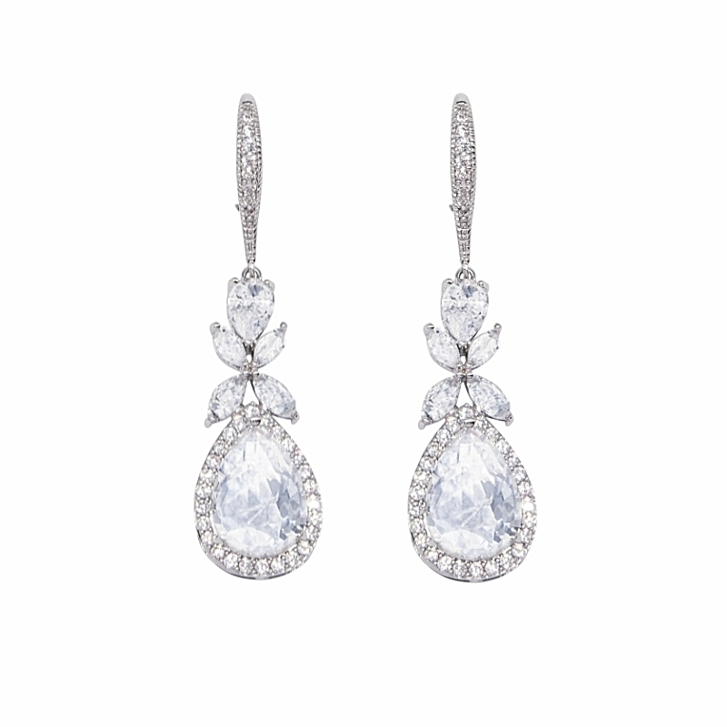 Crystal Sparkle Earrings