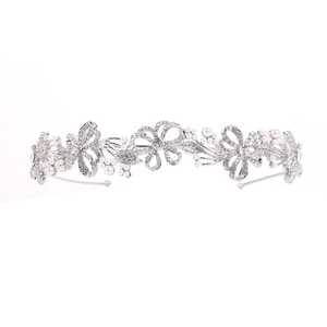 Chic Crystal Treasure Headband