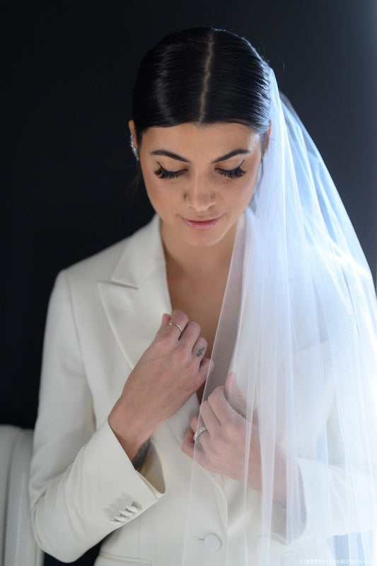Designer Special | One Love veil