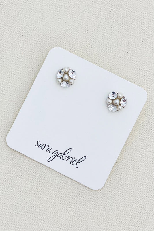 Mini Celeste earrings