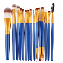 Load image into Gallery viewer, 15Pcs Makeup Brush Set