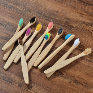 Eco Friendly Wooden Tooth Brushes