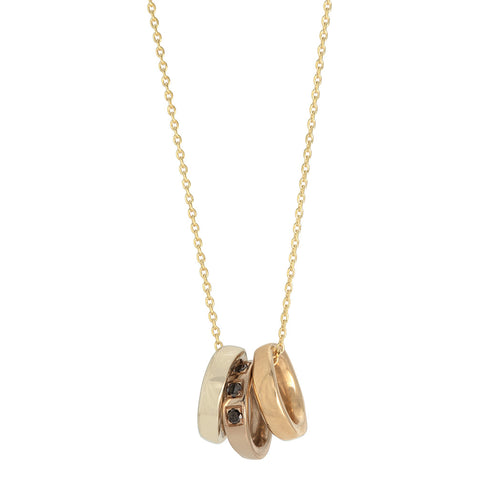 A CLASSIC TWIST Necklace in Gold