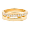BRIDAL Forever Ring in Gold & Platinum