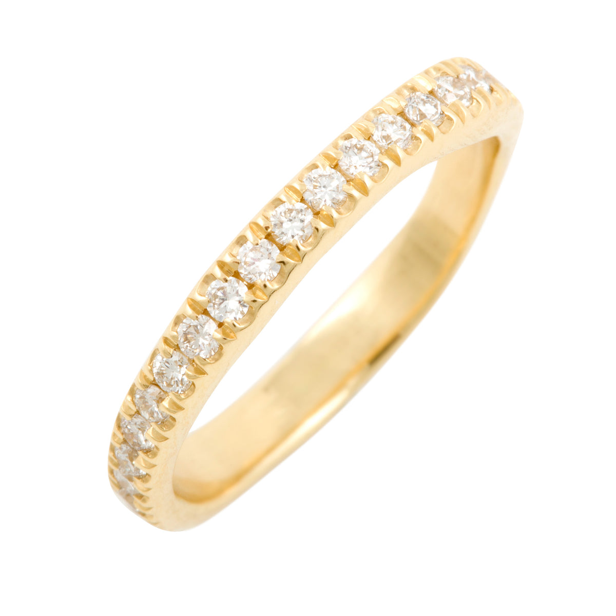 Forever Ring in 18ct Yellow or 18ct White Gold