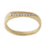 Infinity Ring in 18ct Yellow Gold or 18ct White Gold