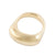 UNITY Large Ring in 9ct Gold