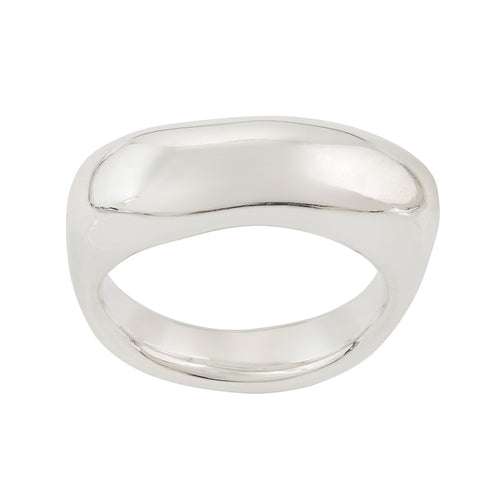 UNITY Large Ring in Silver