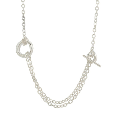 UNITY Necklace in Silver