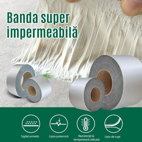 Banda super impermeabila - ShopGuru