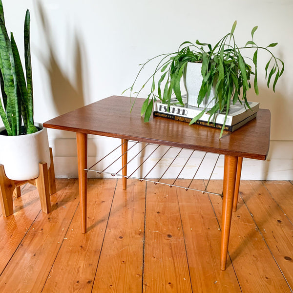 1960s ALBERTS TIBRO COFFEE TABLE - HEY JUDE WORKSHOP • Vintage furniture & wares.