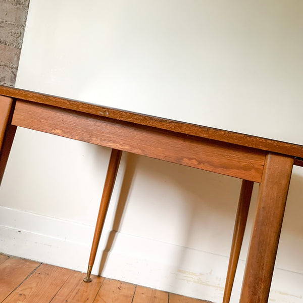 1960s DANISH TEAK COFFEE TABLE - HEY JUDE WORKSHOP • Vintage furniture & wares.