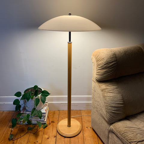 FLYING SAUCER FLOOR LAMP - HEY JUDE WORKSHOP • Vintage furniture & wares.