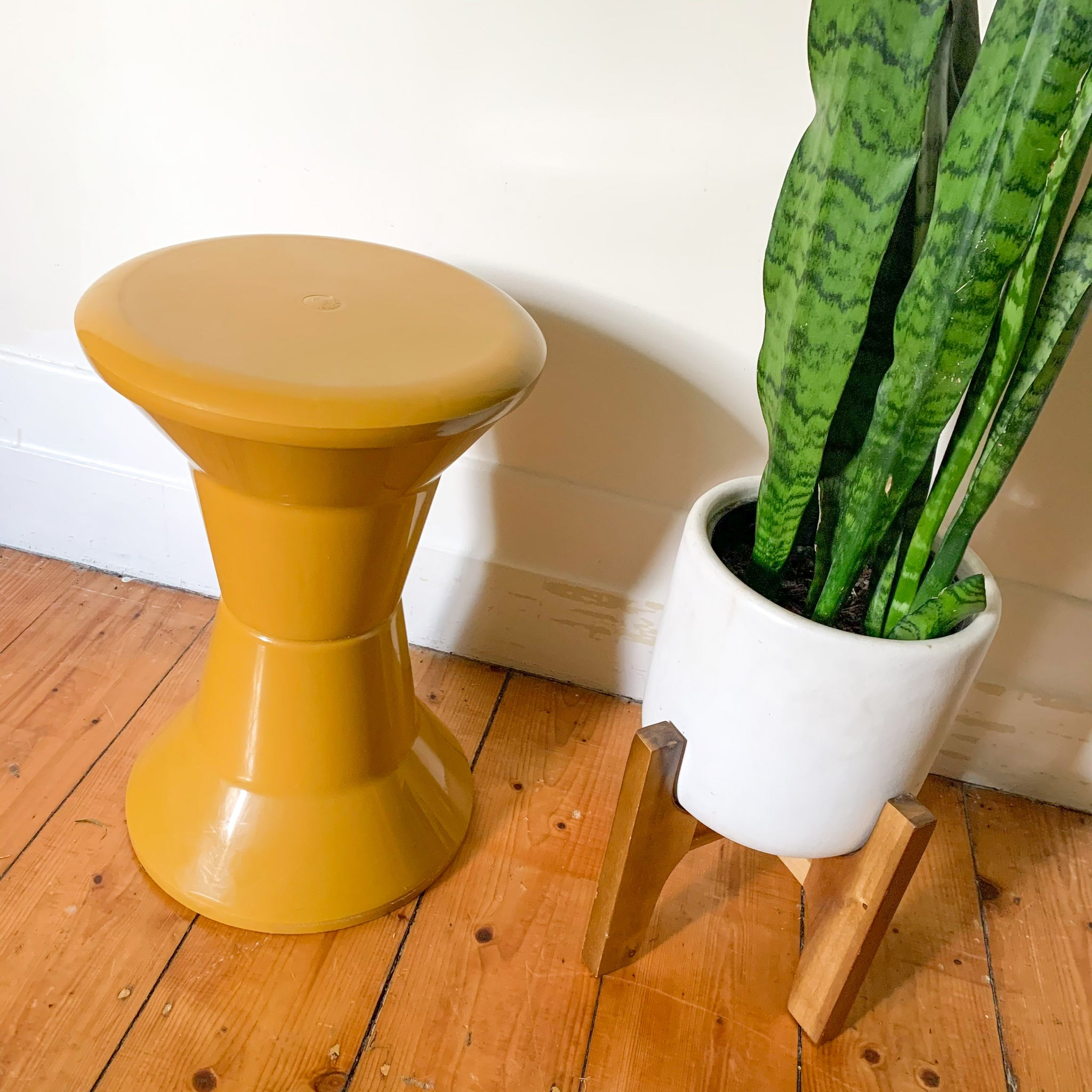 CAROMA ARCADE STOOL - HEY JUDE WORKSHOP • Vintage furniture & wares.
