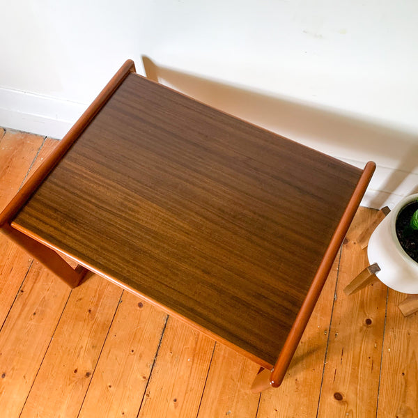 SLEIGH BASE COFFEE TABLE - HEY JUDE WORKSHOP • Vintage furniture & wares.