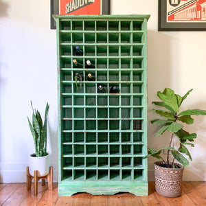 ANTIQUE INDIAN WINE RACK - HEY JUDE WORKSHOP