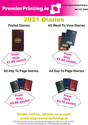 Marketing your business with Diaries & Calendars