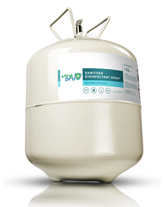 ViraPro Ramsol Sanitising Canister 22 Litre 99.9% Anti-Bacterial