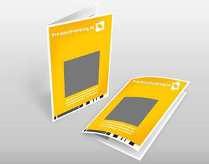 A4 Brochure-Fold Options DL, A5, Portrait to Half - PremierPrinting.ie