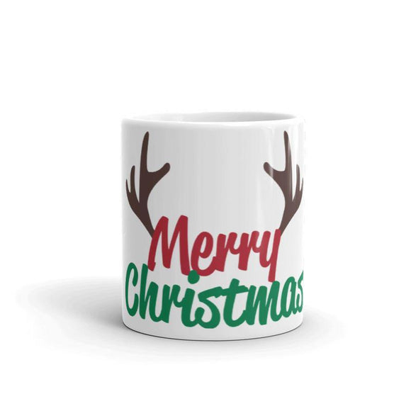 Merry Christmas Coffee Mug - PremierPrinting.ie