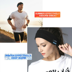 Headband Bluetooth Headphones