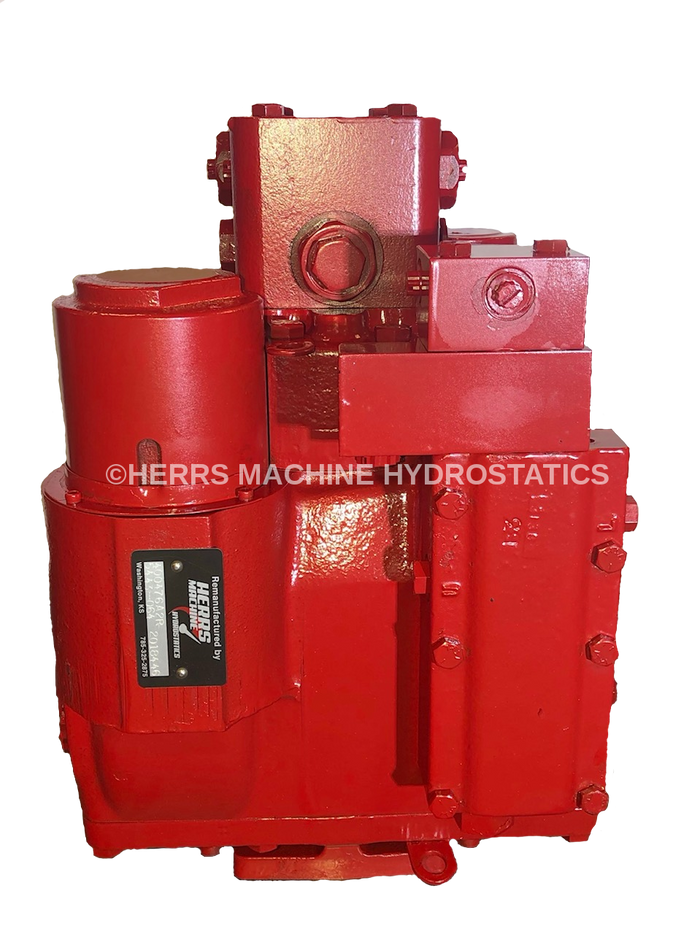 Hydrostatic 2 Speed Motor 400476A2R