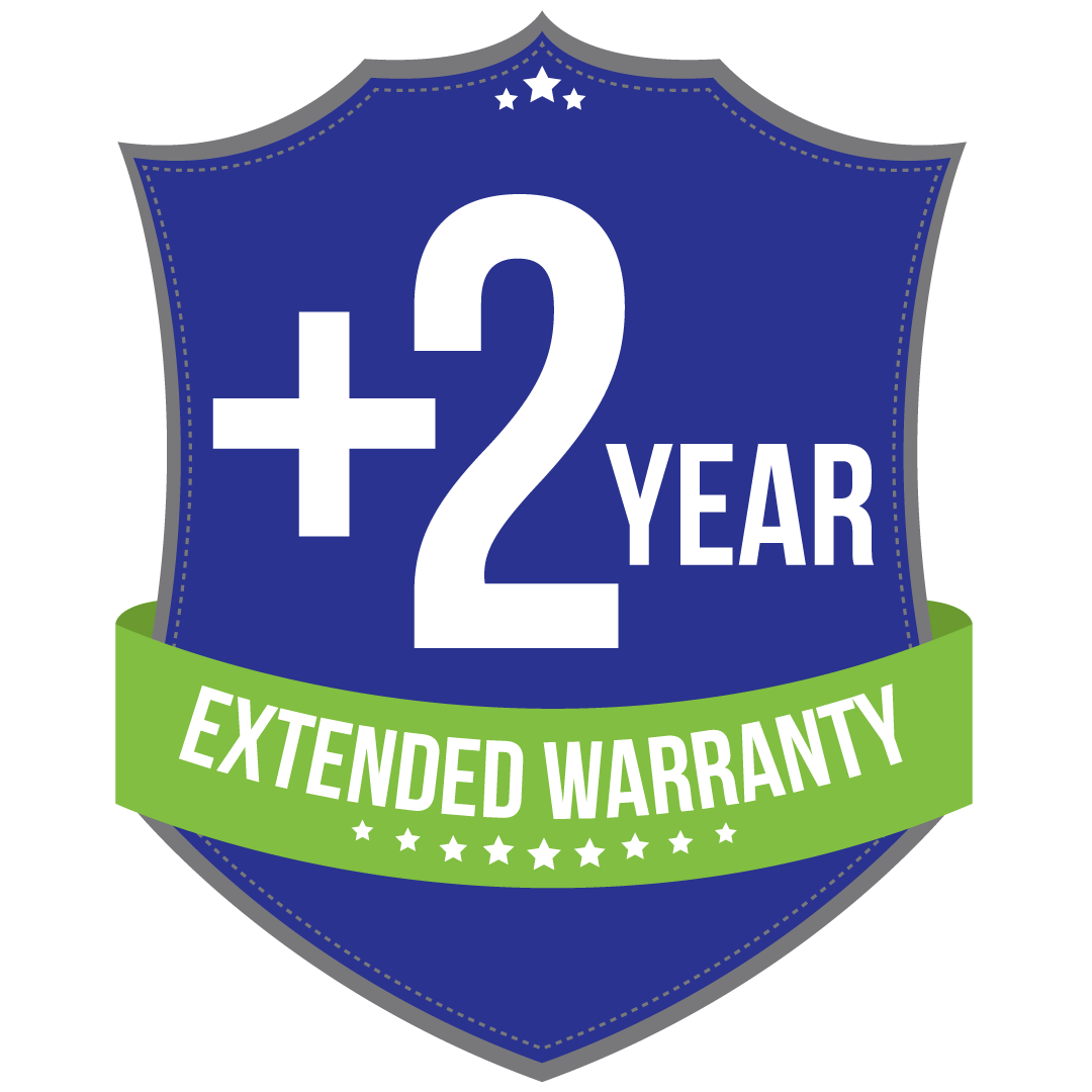 Extended 2-Year Warranty