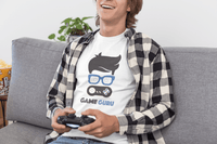 video gamer shirt