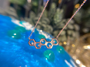 Diamond Honeycomb