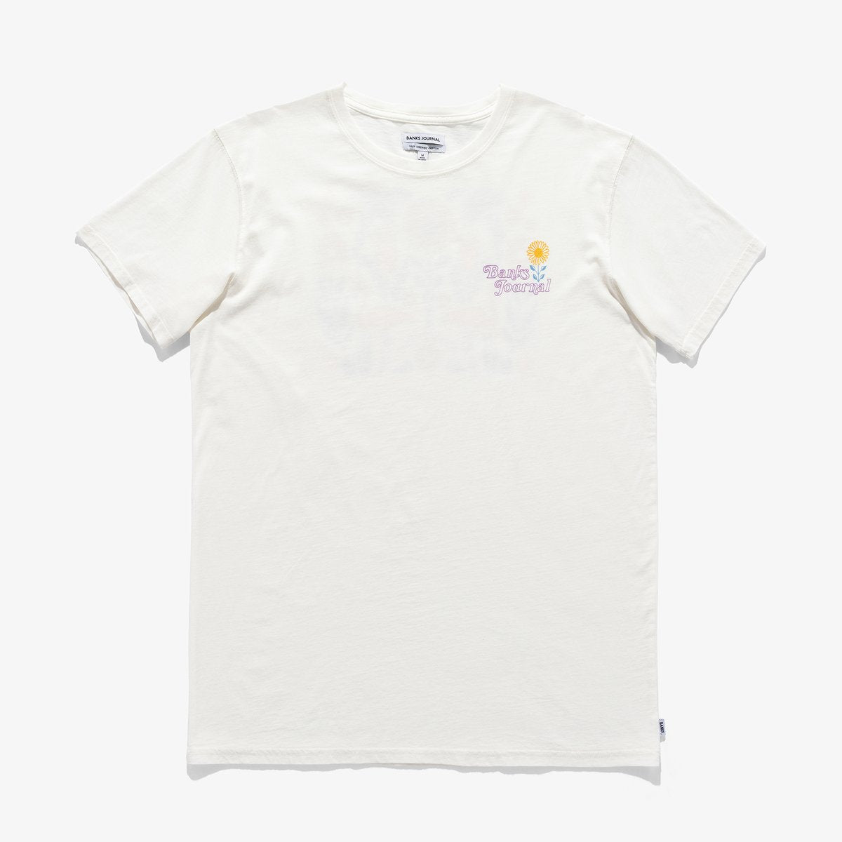 Spring Faded Tee - Off White