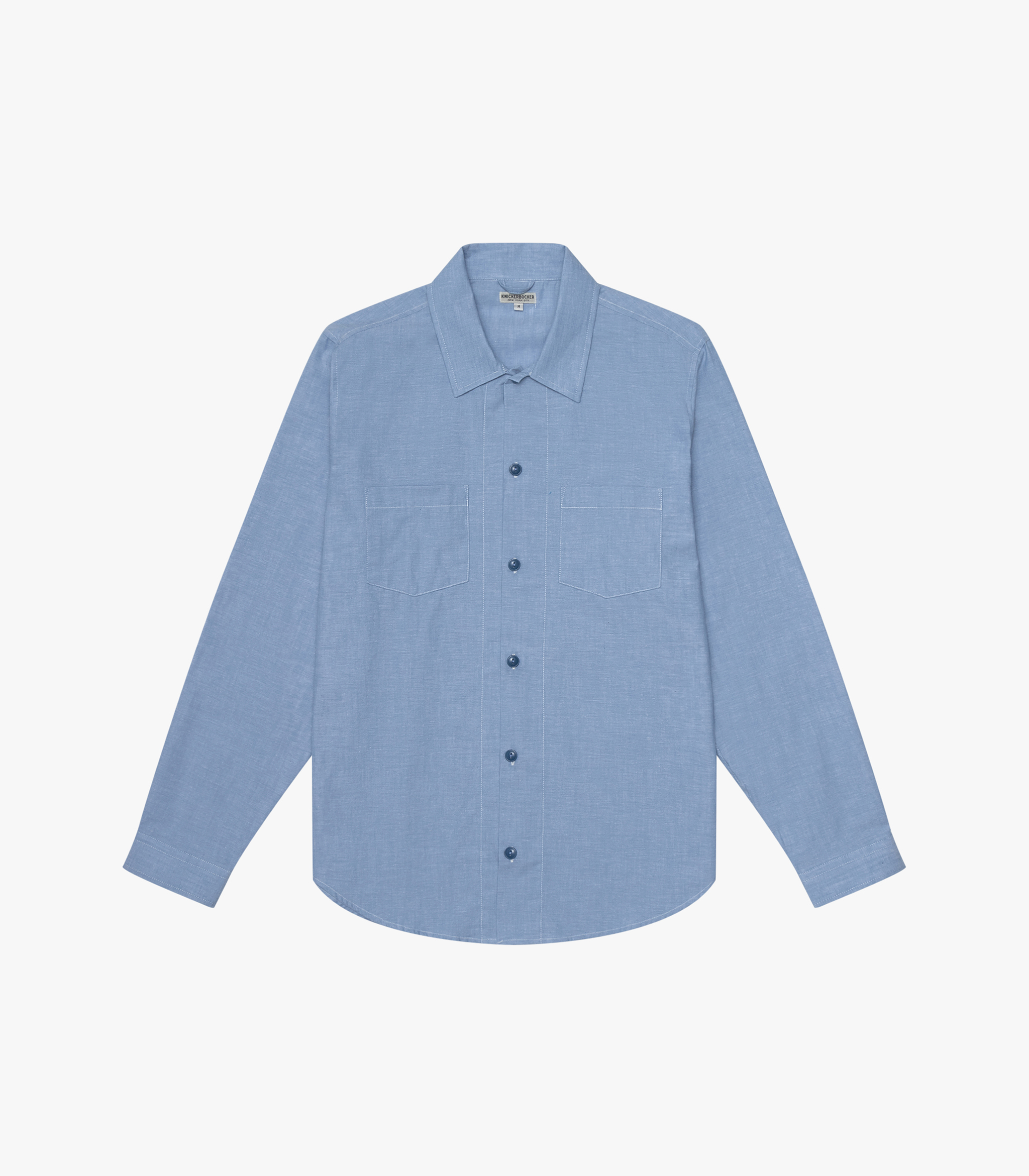 Comma Oxford - Chambray